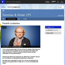 Fredrik Lindström - Sommar & Vinter i P1