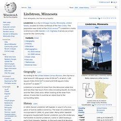 Lindstrom, Minnesota