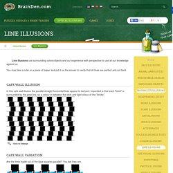 Line Illusions