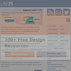 Line25 Web Design Blog