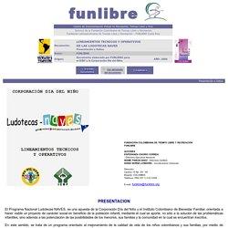 LUDOTECAS : Lineamientos Técnicos y estrategicos / Presentación e indice.