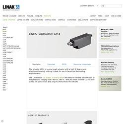 Compact Actuator LA14