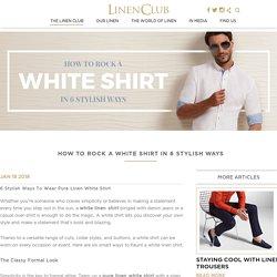 Mens Linen Shirt Clothing Online