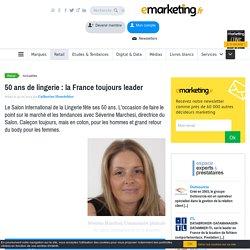 50 ans de lingerie : la France toujours leader