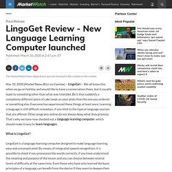 LingoGet Reviews