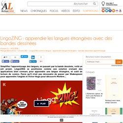 LingoZING : apprendre les langues étrangères avec des bandes dessinées