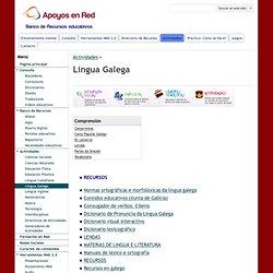 Lingua Galega - Banco de Recursos