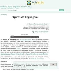 Figuras de linguagem - Resumo e Exemplos - Português