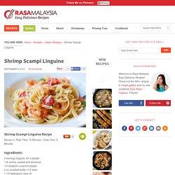 Easy Delicious Recipes: Rasa Malaysia