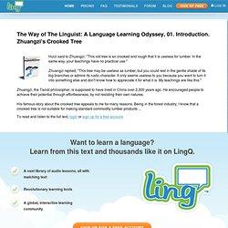 The Linguist on Language - English