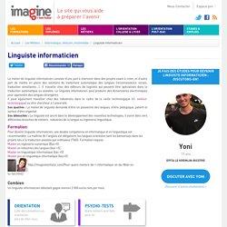 Linguiste informaticien
