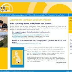 Scanbrit - Séjours linguistiques