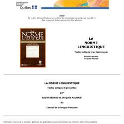 Conseil supérieur de la langue française