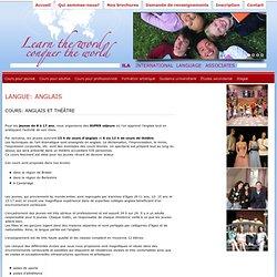 Cours d'anglais et théâtre pour jeunes – séjours linguistiques - ILA International Language Associates