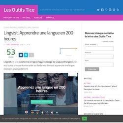 LINGVIST : apprendre une langue en 200 heures