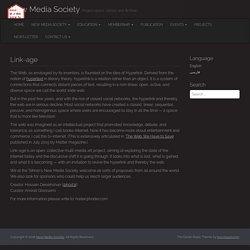 Link-age – New Media Society