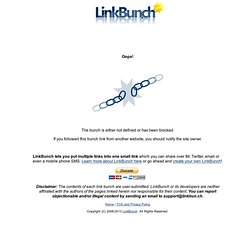 Put multiple links into one -