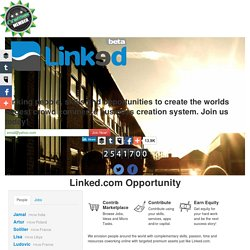 LINKED! Get Linked and Grow your network and Convert your network to W (...)