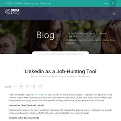 Linkedin as a Job-Hunting Tool