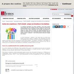 Profil LinkedIn : pimpez vos formations et vos diplômes