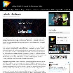 LinkedIn + lynda.com