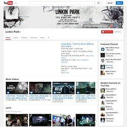 linkinparktv's Channel