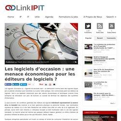 LinkIPIT » Les logiciels d'occasion : une menace économique pour les éditeurs de logiciels ?