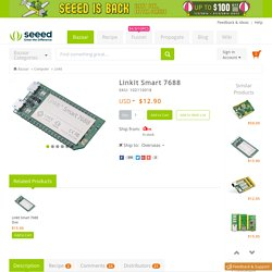 Buy LinkIt Smart 7688 [102110018]