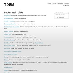 TdeM - Pocket Yacht Links