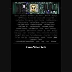 Links Video Arte