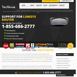 Linksys Router Customer Service 1-855-686-2777 Technical Support Phone Number