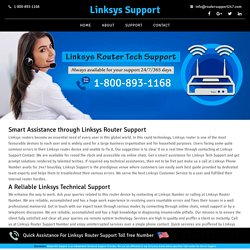 Linksys Technical Support