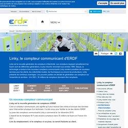Linky, le compteur communicant d'ERDF