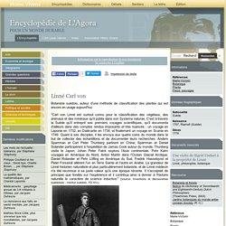 Linné Carl von