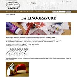 Linogravure - Magasin Charbonnel