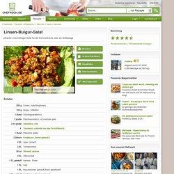 Linsen-Bulgur-Salat (Rezept mit Bild) von Viniferia