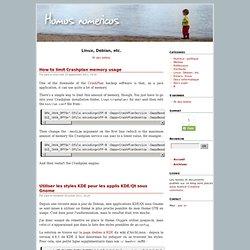 Linux, Debian, etc. - Humus numericus