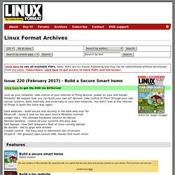 Linux Format Archives