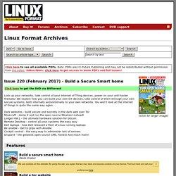 Linux Format Archives