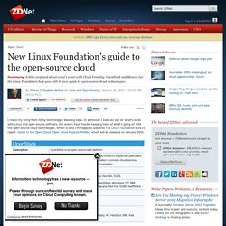 Guide to the Open Cloud - The Linux Foundation
