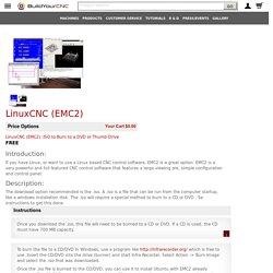 LinuxCNC (EMC2)