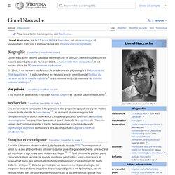 Lionel Naccache