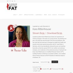 Lipedema Treatment Diet & Exercise - The Disease They Call FAT