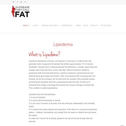About Lipedema – Arms, Causes of Prevent Obesity, Symptoms