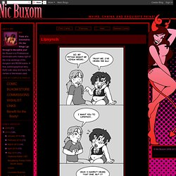 Lipsynch - a Dominatrix's BDSM Webcomic