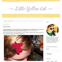Little Yellow Cat » Blog Archive » Liquidambar