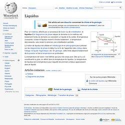 Liquidus