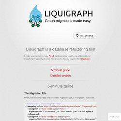Liquigraph by fbiville