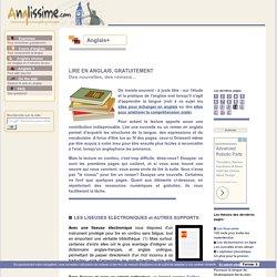 Lire en anglais gratuitement