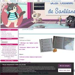Lire / Ludo / alphas - Sanléane